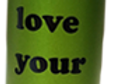 Love your mind water bottle