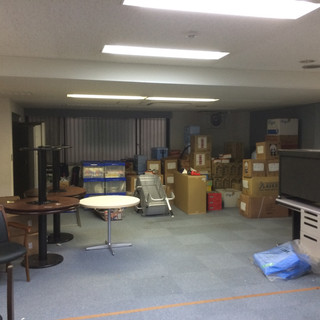 改修前事務所