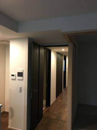 改修前廊下