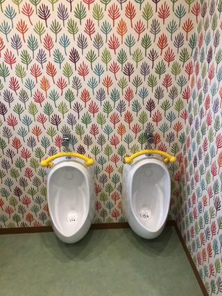 幼児用トイレ