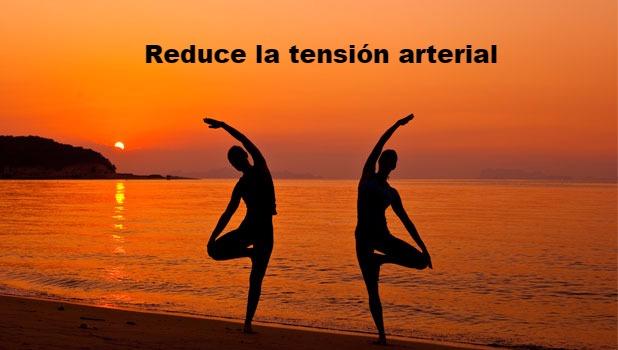 Reduce tension arterial