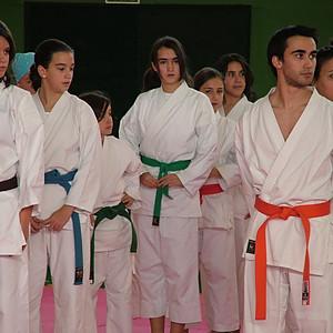 Curso Karate EGEA