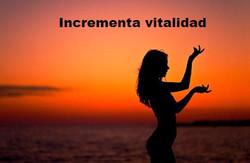 incrementa vitalidad