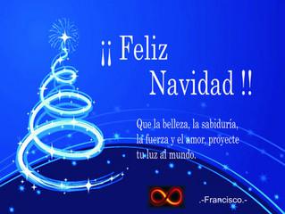 Feliz Navidad y Prospero 2017
