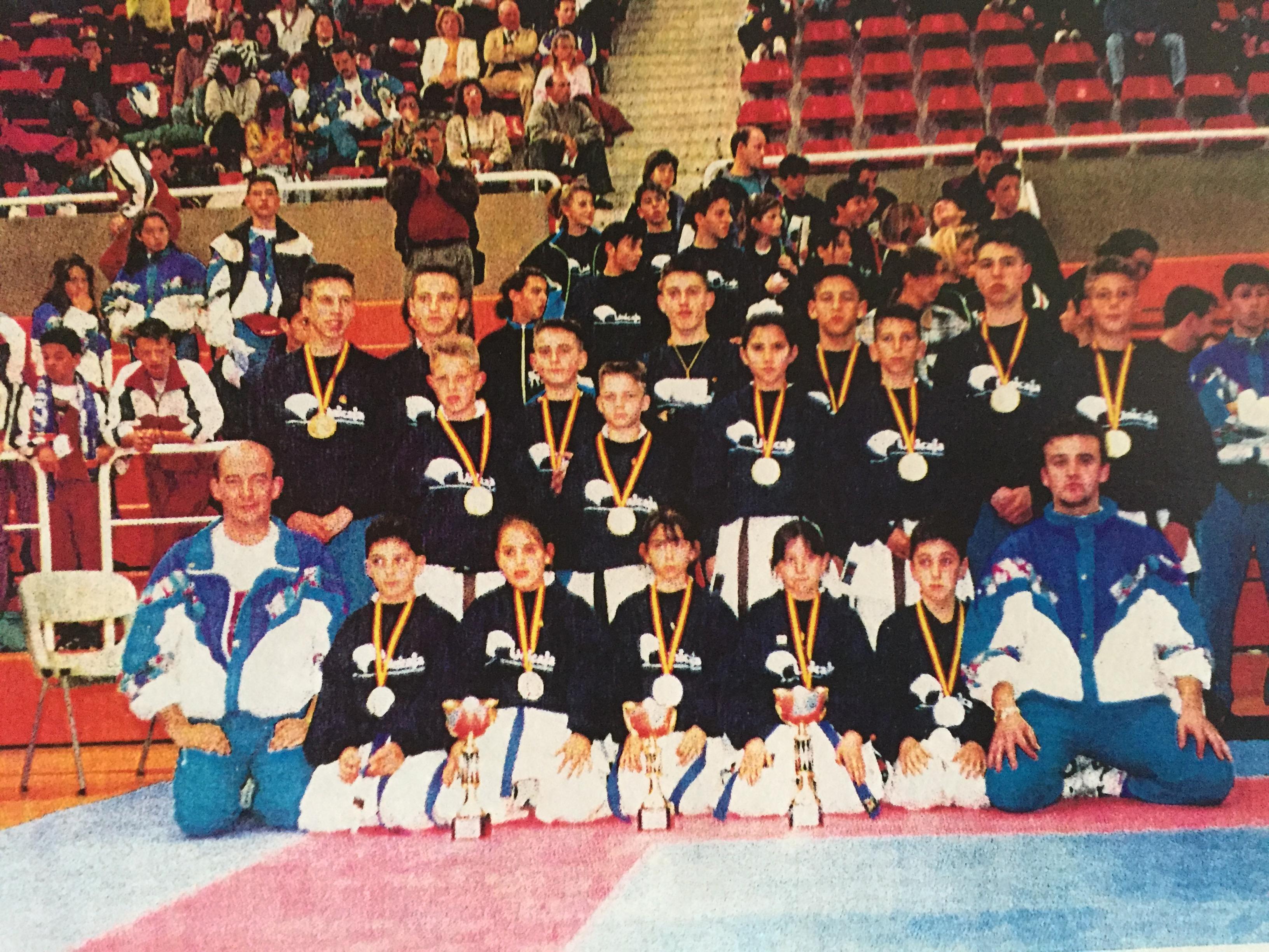 Campeonato España 1994