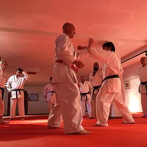 Karate - Chikung. Capileira (Granada)
