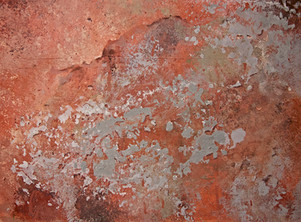 faux brick painting
