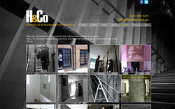 H&Co webpage 2