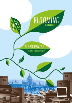 Blooming London brochure