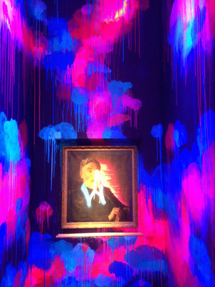 UV Painting at Bounce