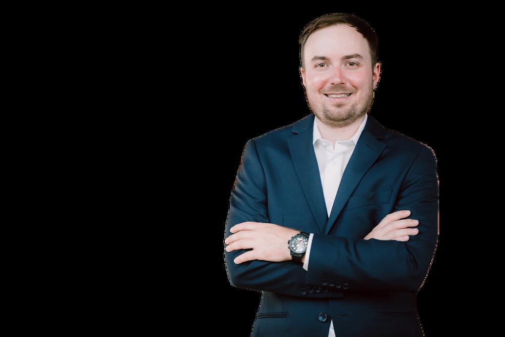 Lukas Sprung, Gründer und Geschäftsinhaber von Sprung Consulting GmbH