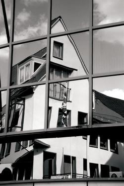 Cubist house