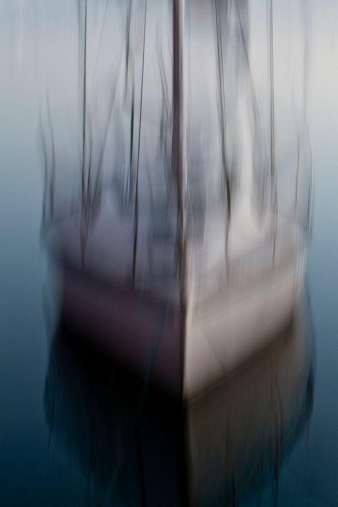 Ghost boat variation 1