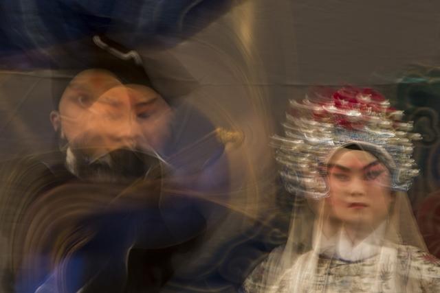 Chinese Opera variation 18