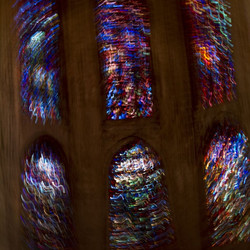 Stained glass variation 16