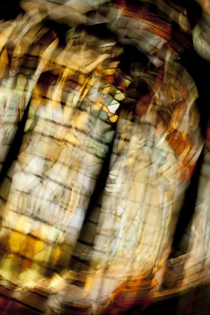 Stained glass variation 13