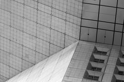 La Defense Arch B&W 2