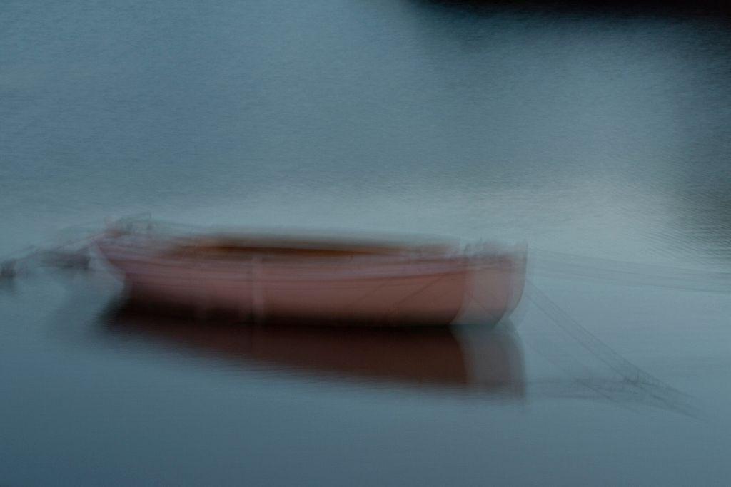 Ghost boat variation 2