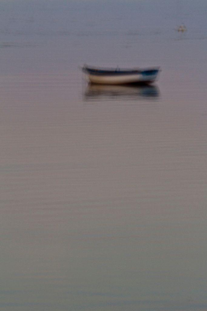 Ghost boat variation 4