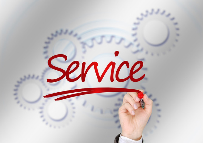 Service is What We Sell