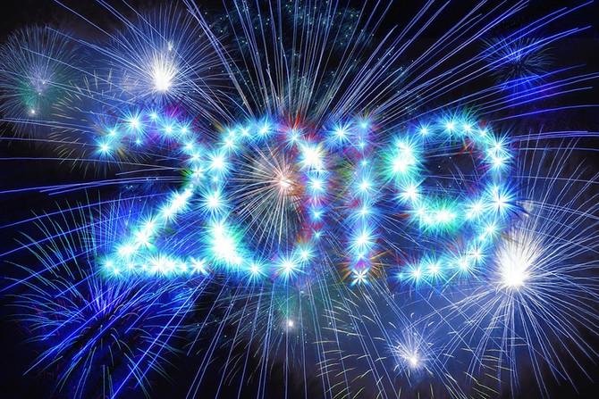 Goodbye 2018 - Hello 2019!