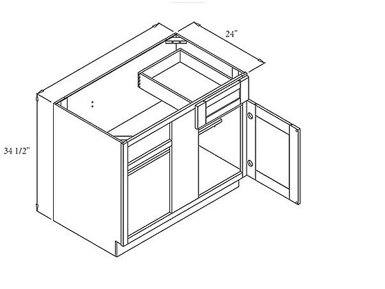 Base Corner Cabinets