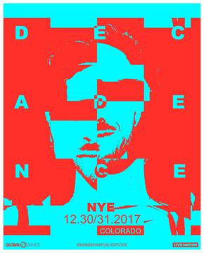 Decadence NYE 2017