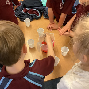Year 3 Jelly Making