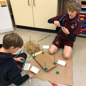 Year 7 STEM project