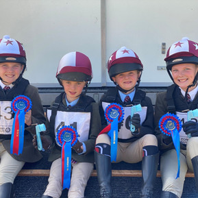 NSEA Showjumping Competition Results