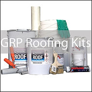 GRP Fibreglass Roofing Kits