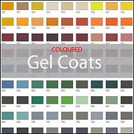 GRP Gelcoats