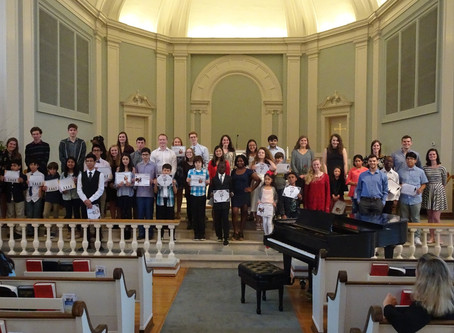 Spring Recital Celebrates Learning and Growth of Students and Teachers