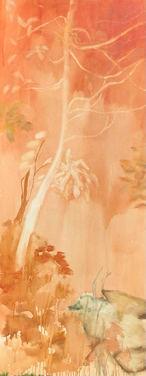 Acrylic on Canvas 80x200cm
