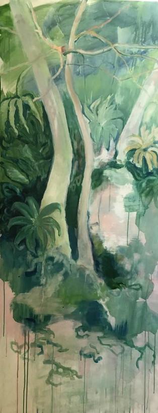 Forest Triptych III