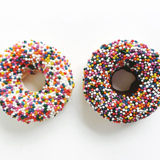 Donuts | Ginger and Spice Cakery | Okotoks