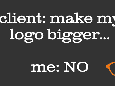 Make my logo bigger
