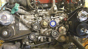 WHAT HAPPENS WHEN YOUR TIMING BELT BREAKS?