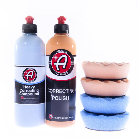 Correcting Compound and Claybar