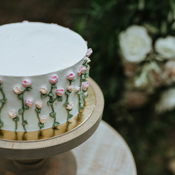 Custom Wedding Cakes | Ginger and Spice