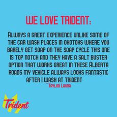 TRIDENT AUTO WASH | OKOTOKS CAR WASH