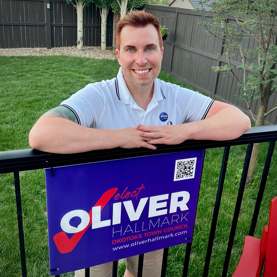 Oliver for Okotoks Town Council