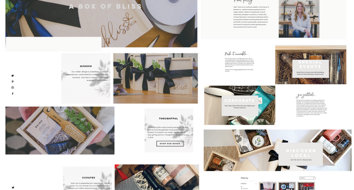 Bliss Box Gifts