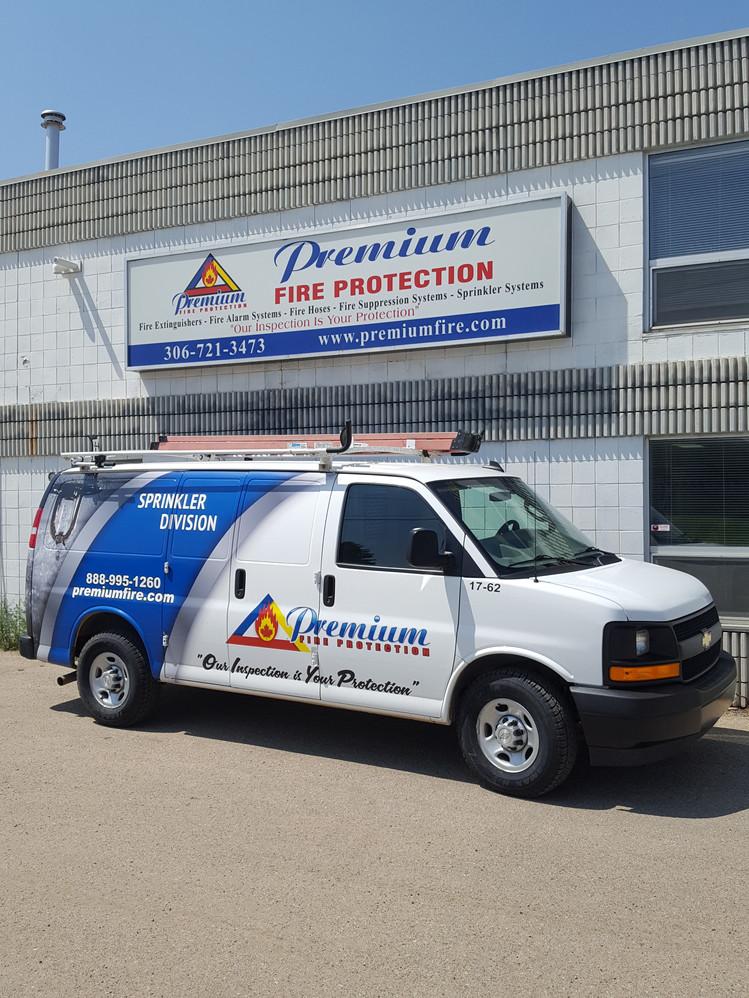 Premium Fire Regina Office