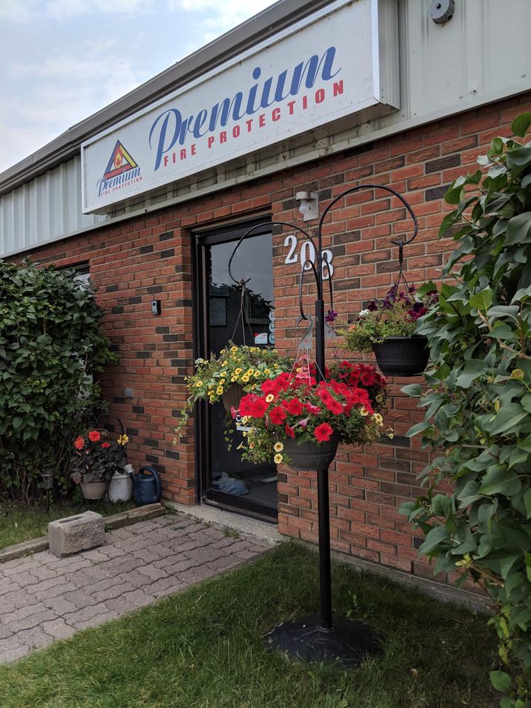 Premium Fire Okotoks Office