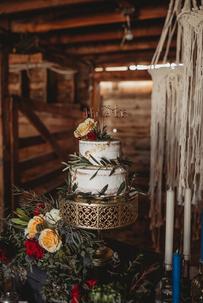 Wedding cake   Okotoks