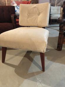 Cream Side Chairs (2)