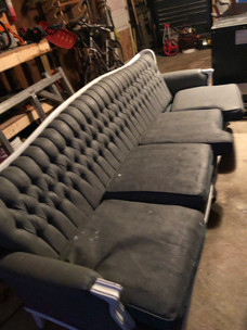 Reproduction Couch
