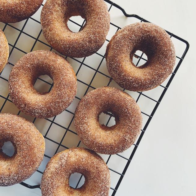 Donus  | Ginger and Spice Cakery | Okotoks