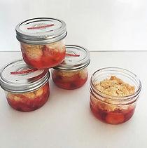 Rhubarb Jars